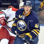 Mikhail Grigorenko back with Sabres after NHL rejects conditioning assignment; Luke Adam and Brayden McNabb up from Amerks