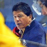 Ted Nolan expecting emotional debut as Sabres' interim coach; Pat LaFontaine to start GM search next week