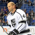 Robyn Regehr thriving with Kings, grateful for time with Sabres