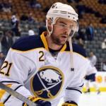 Ted Nolan showing faith in Sabres' Drew Stafford despite struggles