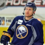 Sabres recall Alexander Sulzer for veteran presence; Cody McCormick out at least a week