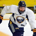 Matt D'Agostini ready for any role with Sabres