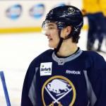 Report: Mikhail Grigorenko sent back to junior; Sabres tough guy John Scott regrets 'Princess Phaneuf' comment
