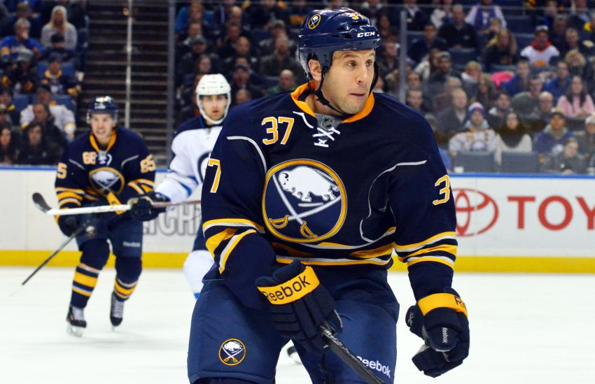 Fourth line giving Sabres strong minutes, creating energy and offense
