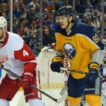 Marcus Foligno wanted to showcase sportsmanship in fight; Sabres go through extra skating practice