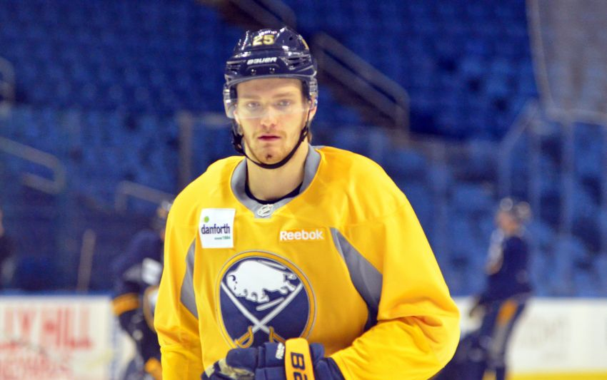 Sabres prospect Mikhail Grigorenko excited to represent Russia at world junior championship