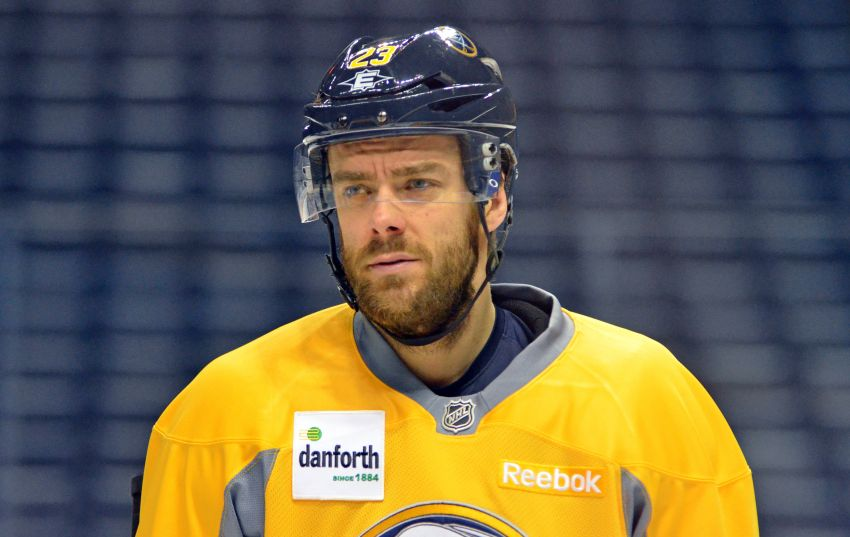Sabres' Ville Leino to sit tonight, not sure what Ted Nolan wants from him
