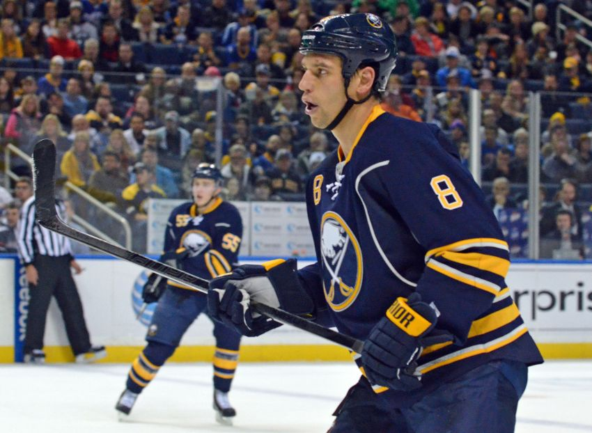 Sabres 'fine tune' with double practice; Cody McCormick ready to return