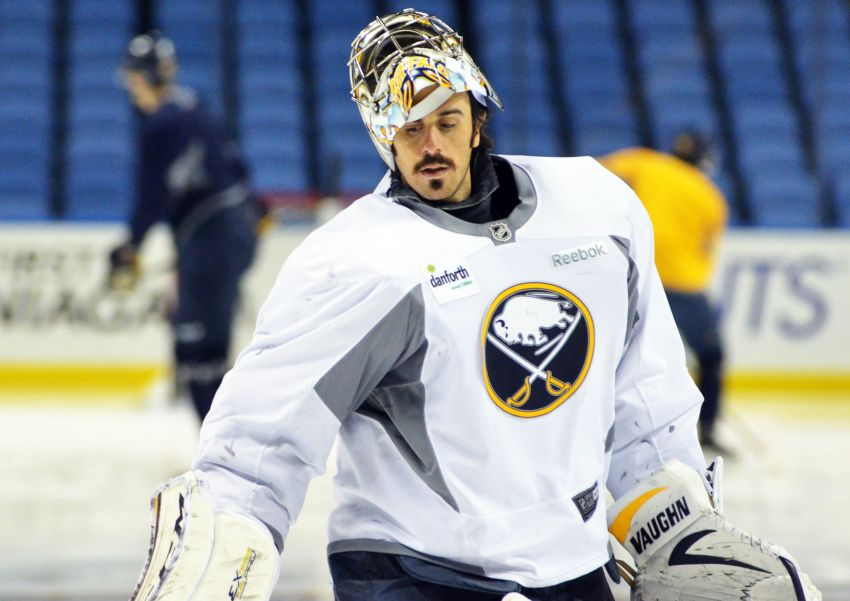 Ted Nolan on Sabres goalie Ryan Miller: 'I'd like to build around him'
