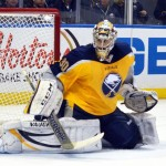 Franchise goalie Ryan Miller will judge Sabres on actions, not words: 'I'm not going to sit around and let promises get thrown around'