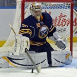 Sabres goalie Ryan Miller to rest Tuesday, named NHL's second star