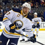 Sabres newcomer Linus Omark could be down to final NHL chance