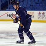 Several Sabres under weather; Rookies Johan Larsson and Mark Pysyk recalled from Amerks