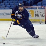 Ted Nolan considering using Sabres tough guy John Scott at defense against Bruins