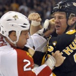 Sabres tough guy John Scott on Bruins counterpart Shawn Thornton: 'An honorable guy'