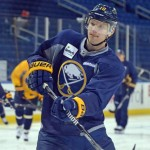 Sabres' Christian Ehrhoff piling up points again, admits he might've been pressing earlier