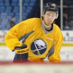Sabres send prospect Mikhail Grigorenko back to junior; Ted Nolan says he hasn't had any lengthy discussions about future