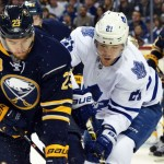 Ted Nolan wants Sabres' Ville Leino to 'get dirty' for goals