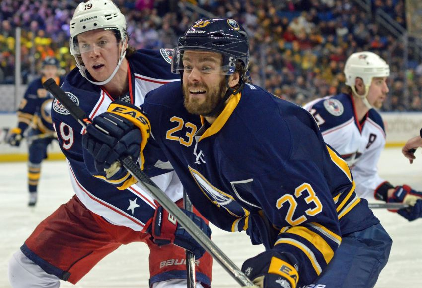 Sabres' Ville Leino struggling to score, reach Ted Nolan's expectations