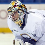 Sabres goalie Ryan Miller named to Team USA's Olympic squad