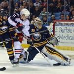 Sabres goalie Ryan Miller to start against Penguins despite poor numbers; Drew Stafford out