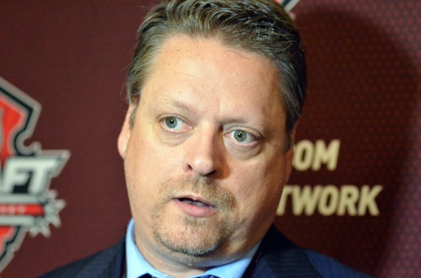 Sabres to introduce Tim Murray as new GM this morning