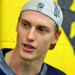 NHL suspends Sabres' Tyler Myers 3 games for head hit on Dainius Zubrus