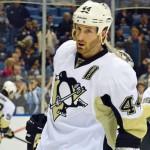 Penguins' Brooks Orpik on his Olympic concerns, Sabres goalie Ryan Miller