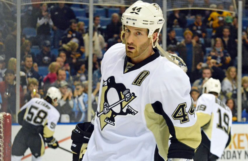 Penguins' Brooks Orpik on his Olympic concerns, Sabres goalie Ryan Miller