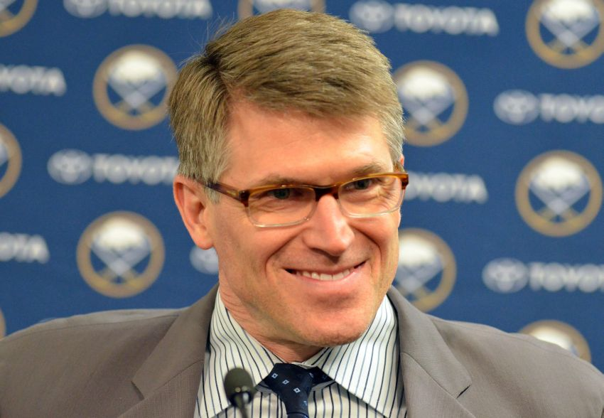 What's former Sabres coach Ron Rolston doing in Tampa Bay?