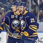 Sabres' Drew Stafford feeling good about surging game, grateful for opportunities from Ted Nolan