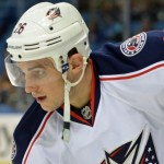 Corey Tropp happy with Blue Jackets, felt he could've kept playing with Sabres