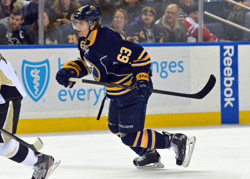 Instinctive game allows Sabres' Tyler Ennis to showcase more offense and grit