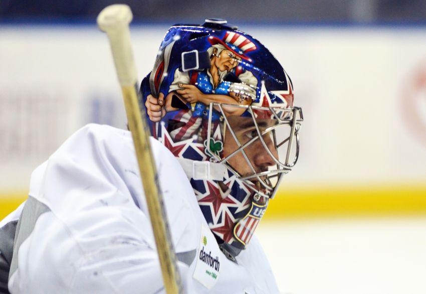 Sabres goalie Ryan Miller will start Tuesday