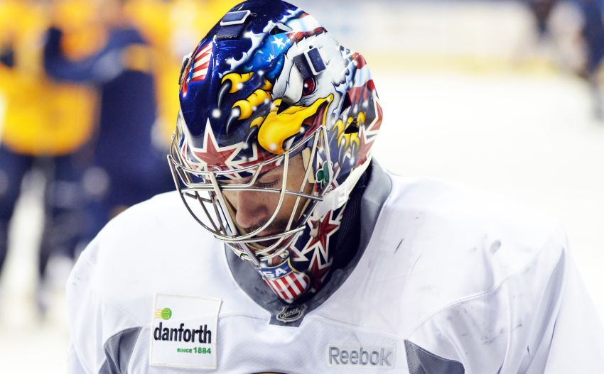 Sabres wish goalie Ryan Miller could've played more at Olympics