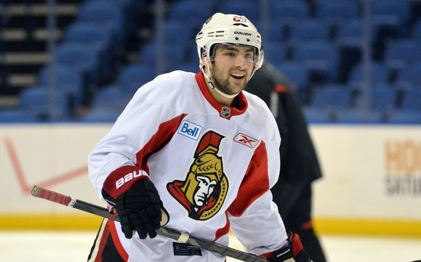 Sabres want Canisius product Cory Conacher to help establish new culture