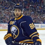 Sabres' Cory Conacher asked Blackhawks star Patrick Kane for permission to wear No. 88