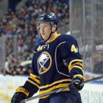Move from defense to wing helped Sabres' Nicolas Deslauriers earn notice, first NHL recall