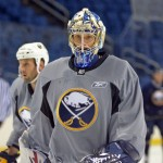 Sabres recall goalie Matt Hackett from Amerks
