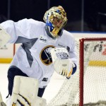 Sabres trade goalie Jaroslav Halak to Capitals