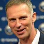 Dominik Hasek and coach Ted Nolan talk for first time since 1997 with Sabres set to honor legendary goalie