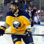 'Strange' ailment forced Sabres' Ville Leino from game; Zemgus Girgensons ready to return