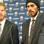Sabres trade franchise goalie Ryan Miller and captain Steve Ott to Blues in blockbuster deal