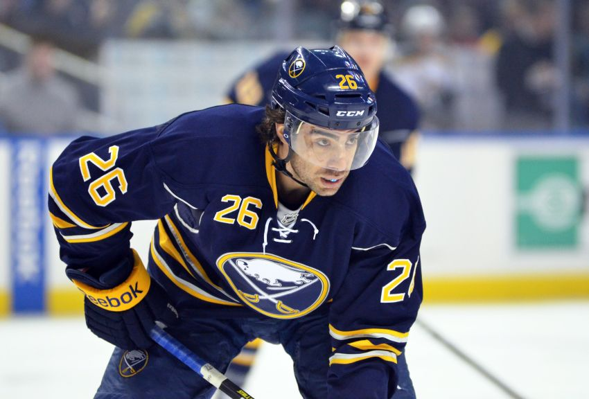 Rebuilding Sabres busy at trade deadline, not done overhauling roster