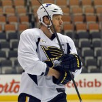 Former Sabres captain Steve Ott happy with Blues, ready for Stanley Cup run