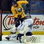 Leaving Blues for lowly Sabres wasn't easy for newcomers Jaroslav Halak and Chris Stewart