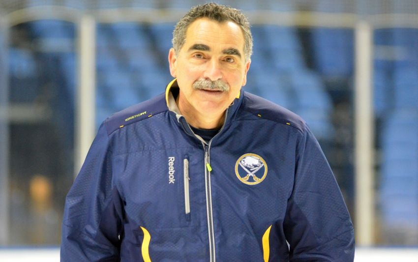 Sabres fire assistant coaches from old regime