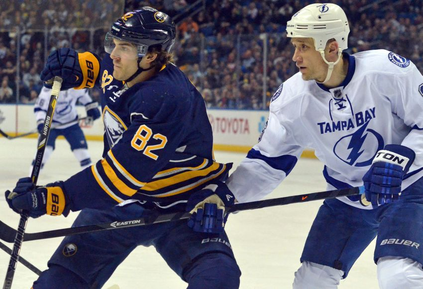 Sabres' Marcus Foligno likely done for season