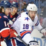 Amerks' Colton Gillies hoping impressive AHL season leads to NHL another gig