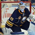 Sabres goalie Connor Knapp on first NHL start: 'Quite a moment in my life'